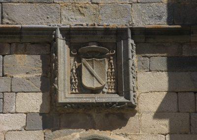 Escudo de piedra