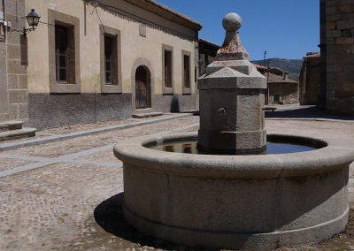Pilon de la plaza mayor