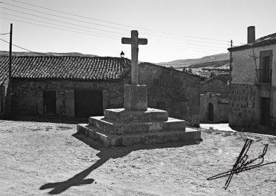 cruz Plaza del PUeblo
