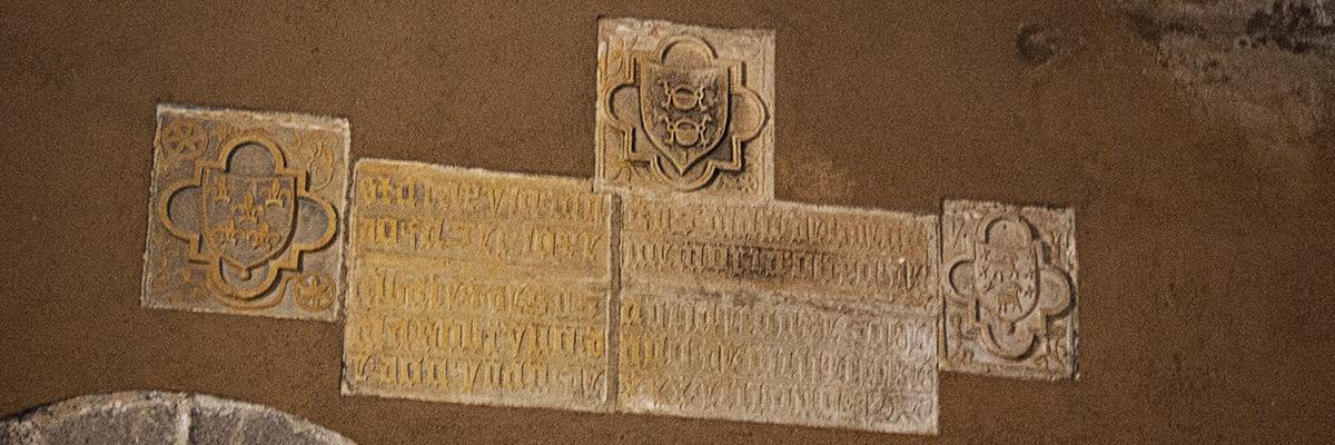 escudos capilla