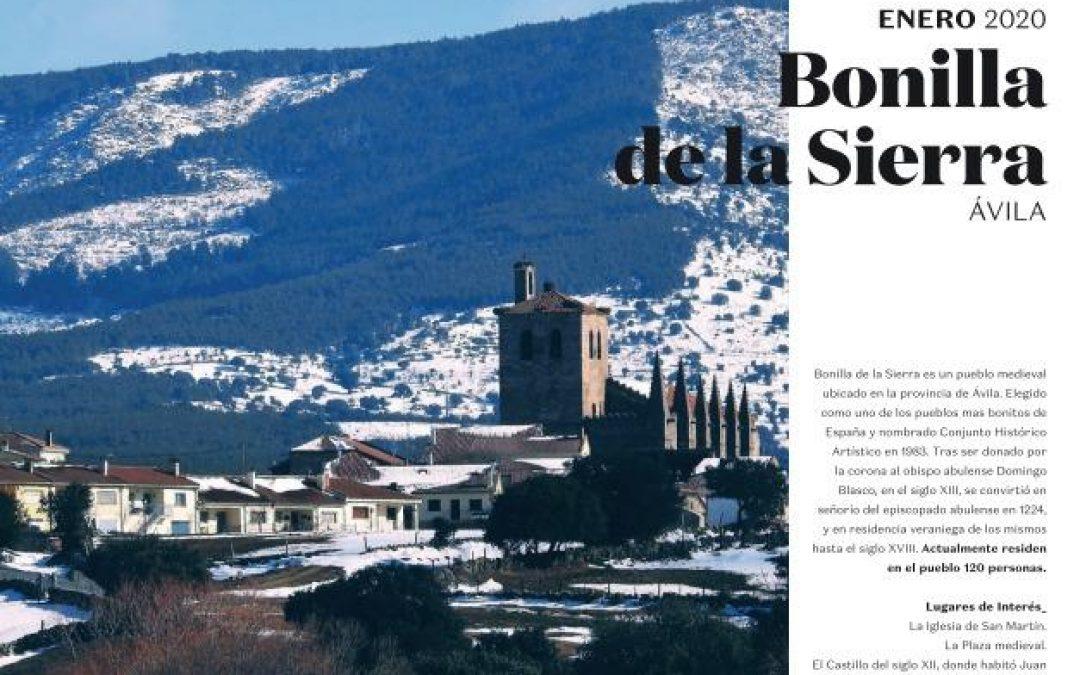 turismo de calendario-Bonilla de la Sierra-España