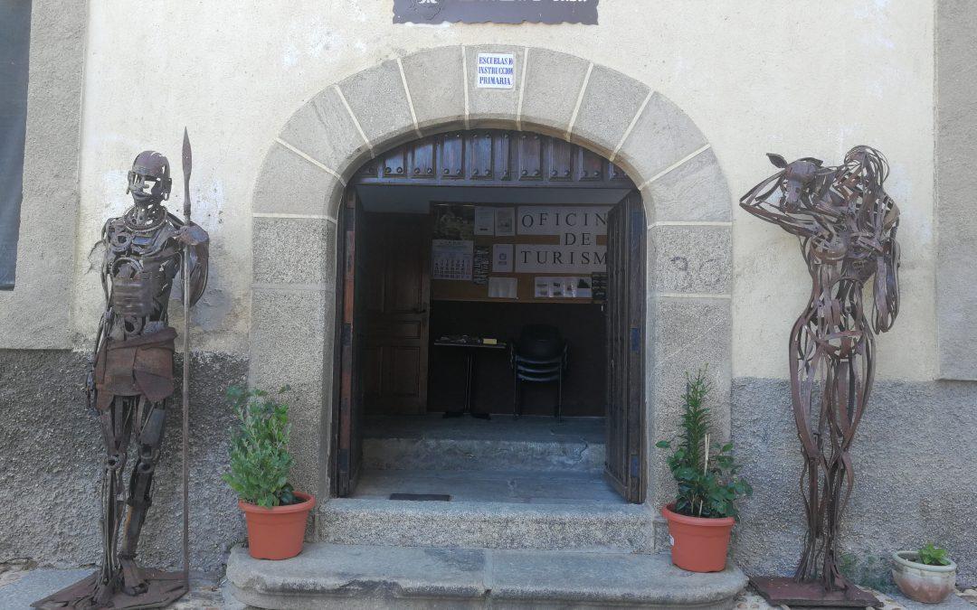 Exposición en Bonilla de la Sierra