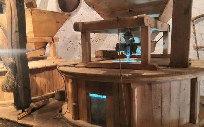 Molino de Chuy: un tesoro en Bonilla