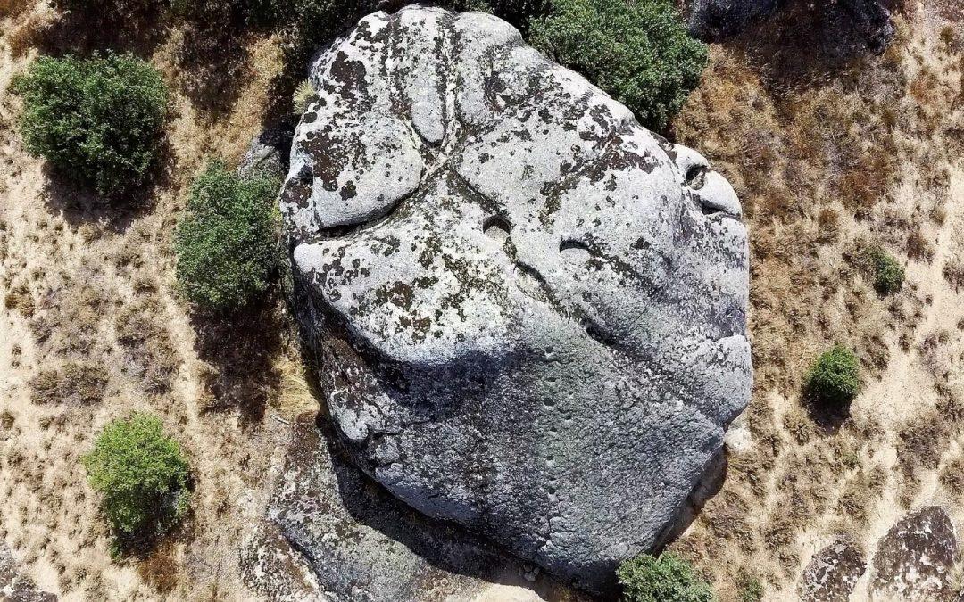 Altares rupestres en Bonilla
