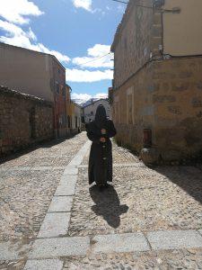 procesion de los negros-bonilladelasierra-Avila-España