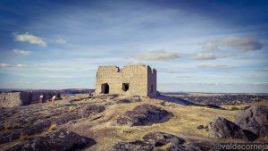 Castillo de los Moros, El Mirón. Ávila