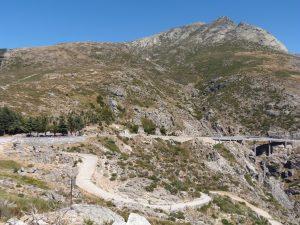 Calzada del Puerto del Pico. Paso de GRedos