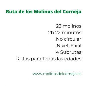 Ruta de los Molinos, Ávila, Castilla y León