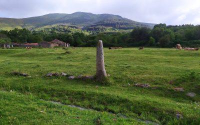 De calzadas romanas a La Mesta, vías pecuarias en el Valle del Corneja.