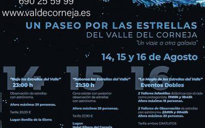 Turismo estelar en Ávila, un motivo más para salir al interior.